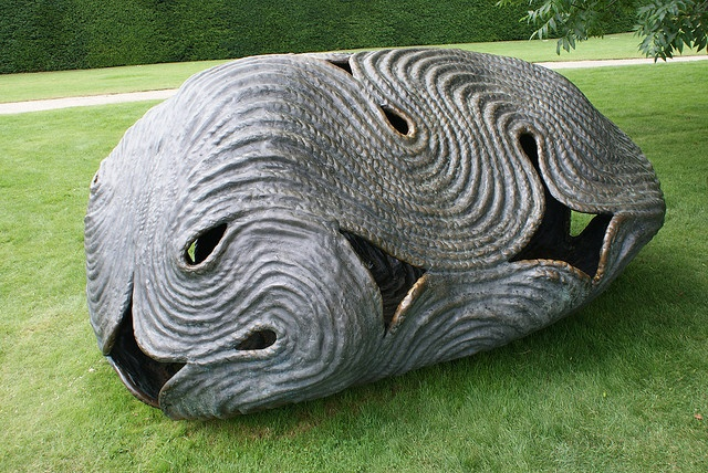 Peter Randall-Page, Yorkshire Sculpture Park by puffin11uk, via Flickr