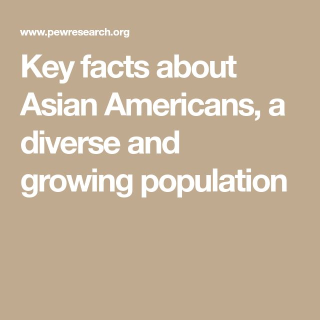Facts About Asian Americans 21