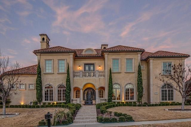 Stunning Bella Custom Mediterranean home.Total Tuscan luxury in the highly desirable gated Starwood community.6157 sq ft of top of the line finishes and appliances.Five bedrooms,steam shower,5.3 baths,theater with top of the line electronics,huge game room with a incredible bar,beautiful pool and sport court.Be one of the first to view this inspired beauty.A entertainers delight!Must truly see to believe for this wonderful price!|strip_tags