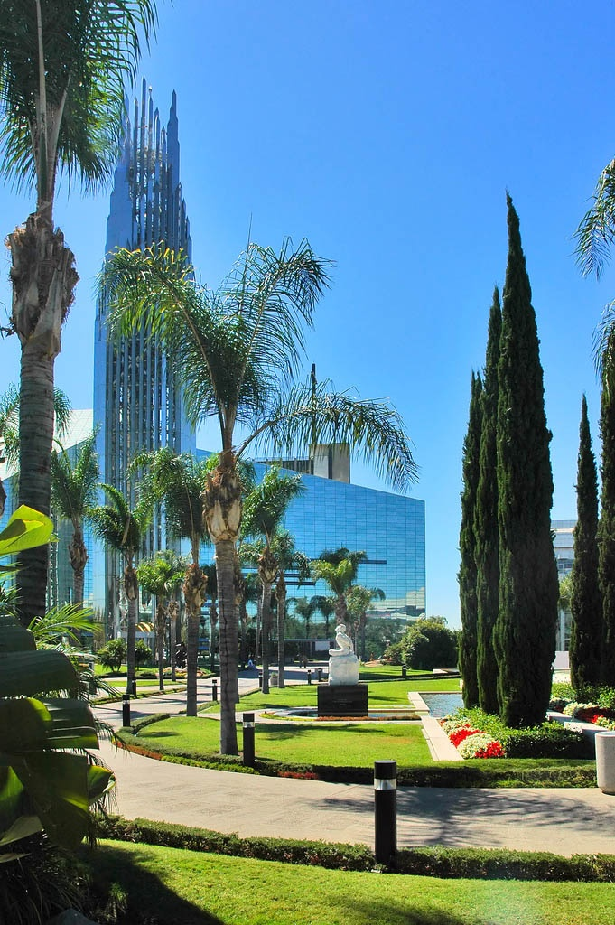 The crystal cathedral in garden grove california philip - Where is garden grove california ...