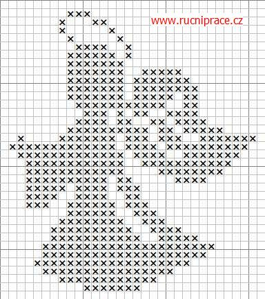 angel cross stitch patterns free - Google Search