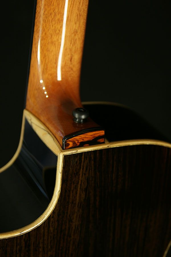 Adjustable Neck Guitars Which Luthiers Make Em The Acoustic Guitar Forum Martin Guitar Guitar Guitar Neck