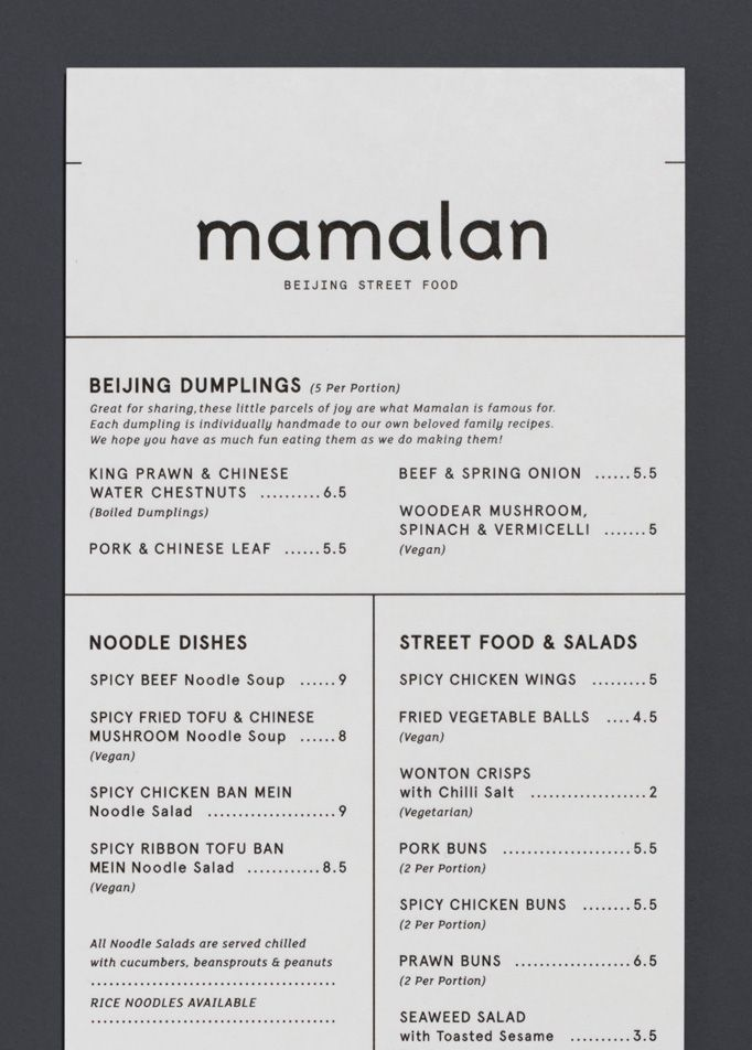 Best  Menus Restaurant Ideas On   Menu Design