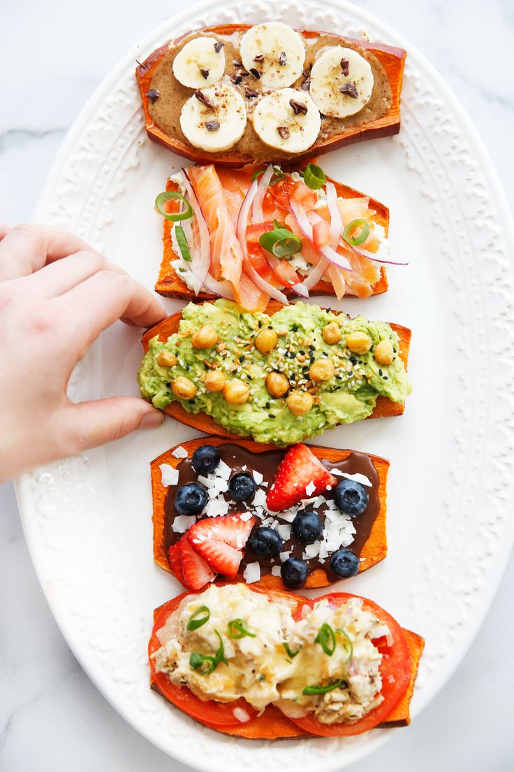 We're diving in to How to Make Sweet Potato Toast today! Sweet potato toasts…