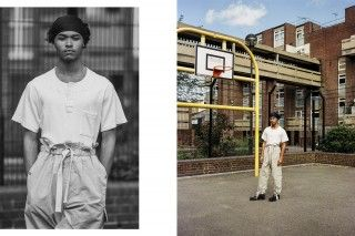 Meet 3 Upcoming British Clothing Brands in This Editorial
