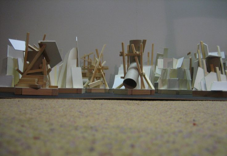 Graveyard Project Installation Models.
