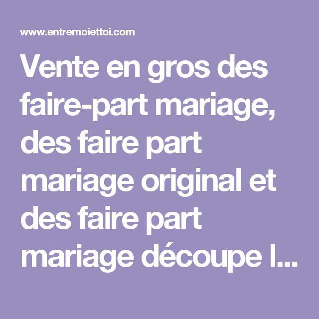 vente en gros des faire part mariage des faire part mariage original et des - Faire Part Mariage Etsy