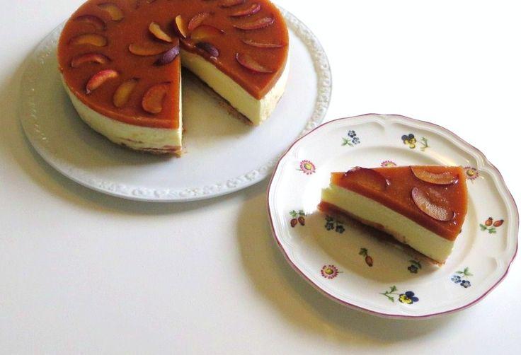 Un dessert freschissimo giocato su toni di dolcezza e acidità perfetto per lastagione estiva.