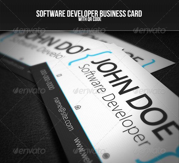 Custom Card Template free business card software : 17 Best ideas about Business Card Software on Pinterest ...