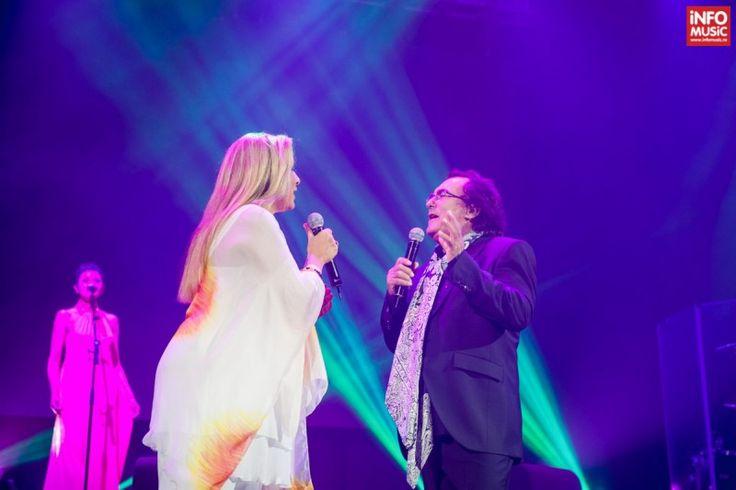Poze concert Al Bano & Romina Power - București 2014
