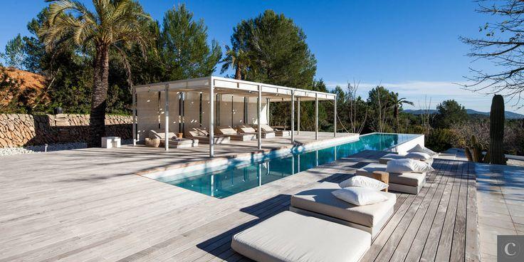 Property rental in Ibiza , Spain