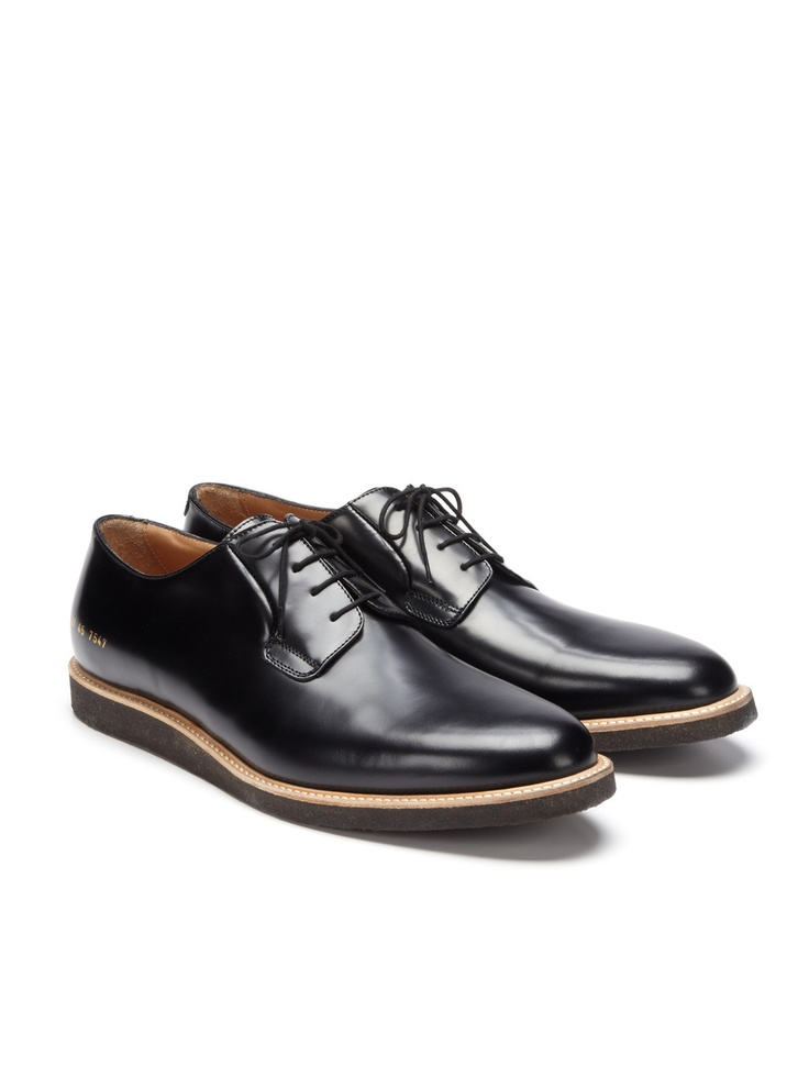 Leather Derby Shoe