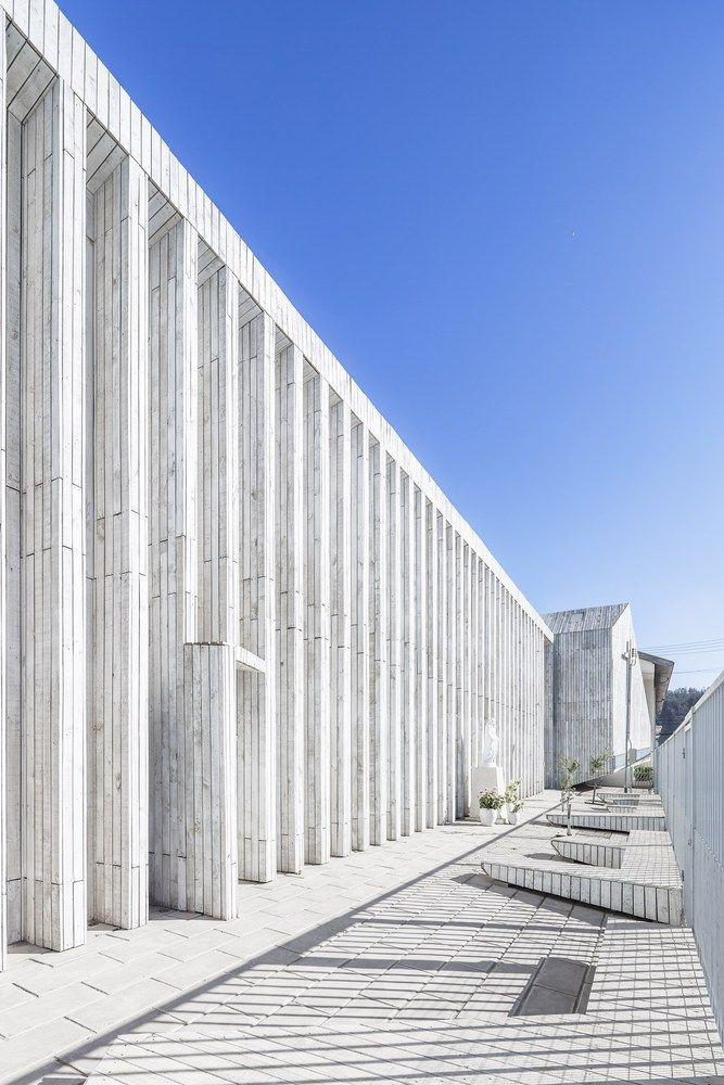 Galería de Colegio y Memorial Santa Rosa de Constitución / LAND Arquitectos - 26