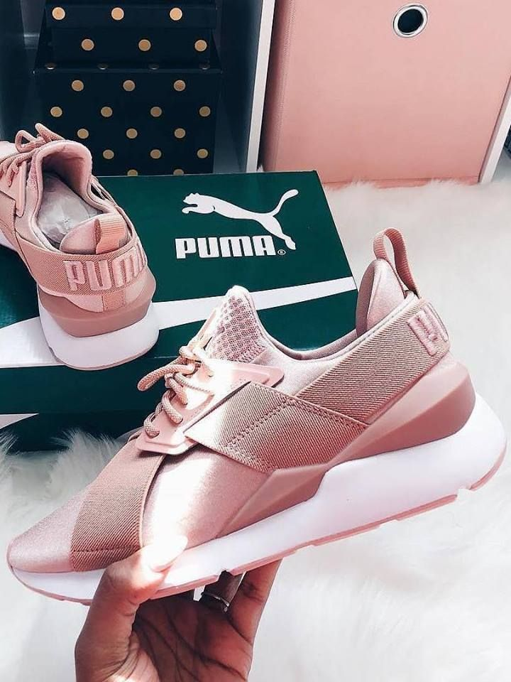 puma mujer calzado