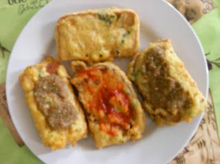 Bread in Batter (Beignet de Pain/Pain Frit)   Cocozil - Recipes From Mauritius