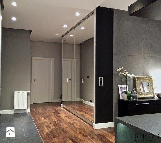Penthouse Wilanów - hall - zdjęcie od Stocki Design