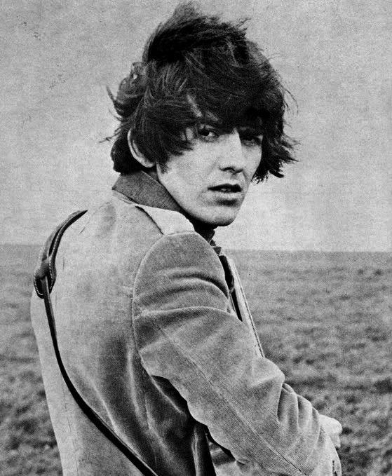 George   via Beatle Love ~ Cityhaüs Design                                                                                                                                                      More