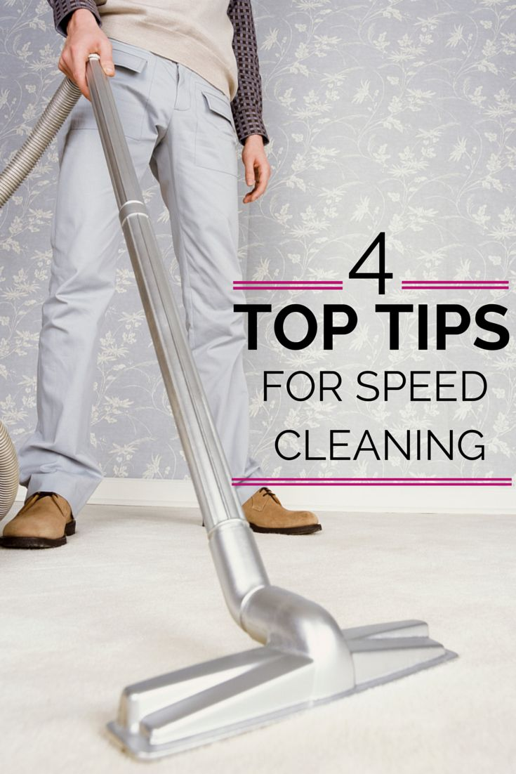 Ideas for speed cleaning. When you don't have time to give your home a thorough scrub, try some speed cleaning. See more at www.roadahead.com.au