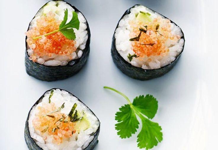 Spring sojaen over til sushien - en opskrift på en delikat appetiser før middagen.