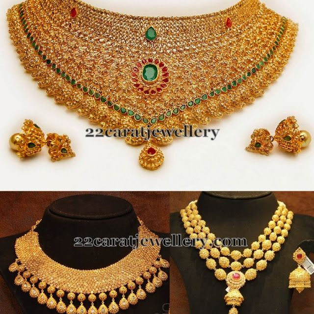 Jewellery Designs: Chakri Uncut Diamond Gallery