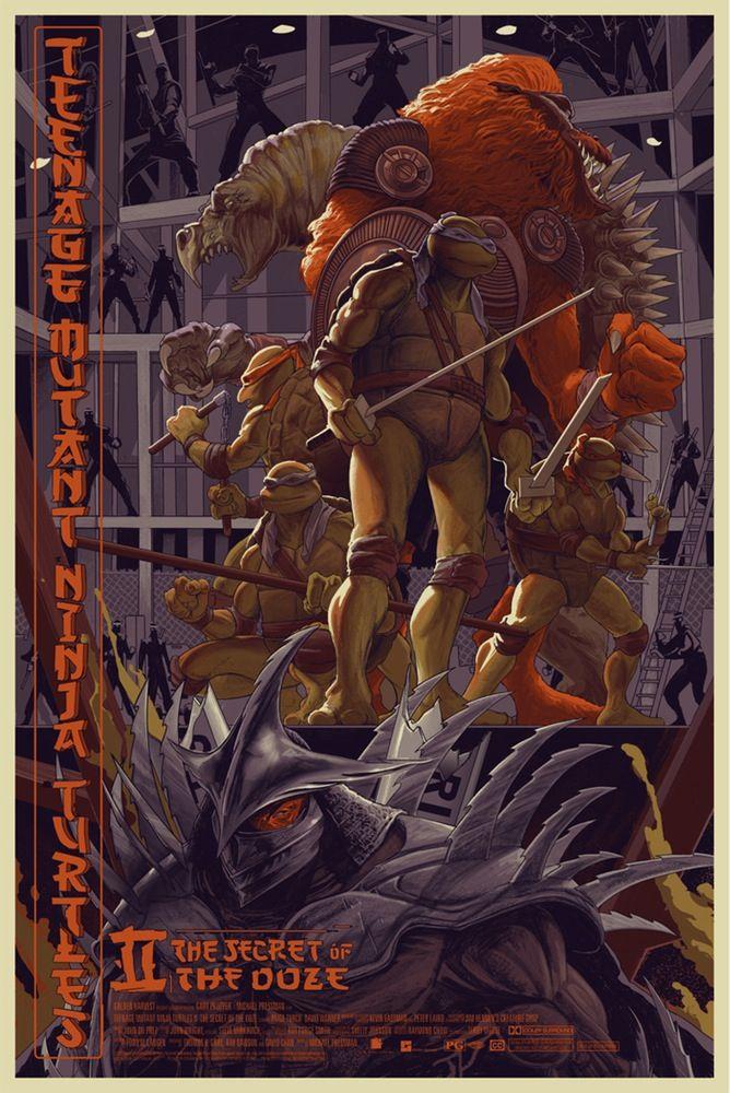 Image of Teenage Mutant Ninja Turtles II: The Secret of the Ooze