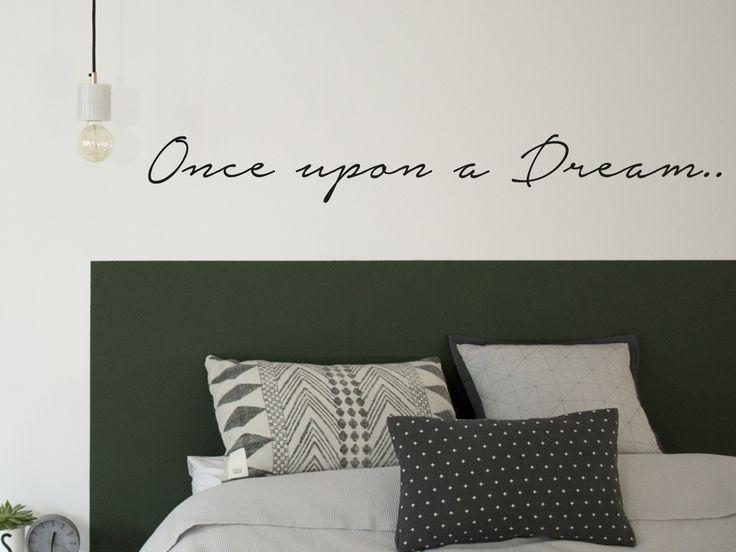 19 best Slaapkamer muurstickers // Wall-art bedroom images on ...