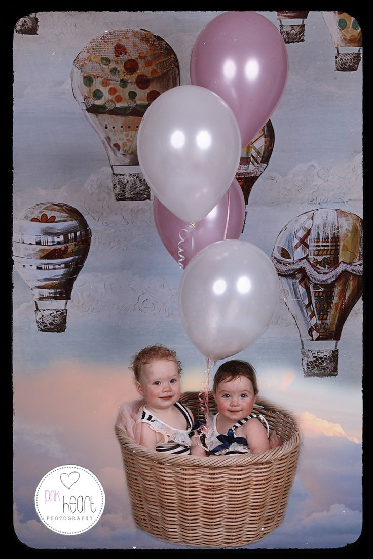 twins in our balloon set !