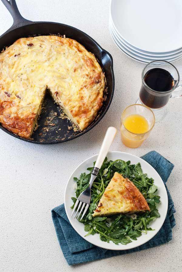 Gluten Free Frittata alla Carbonara | Gluten Free Recipes | Simply ...