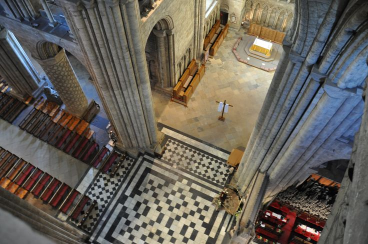 Durham Cathedral, Enlighten Design were asked to undertake a comprehensive survey and review of all of Durham Cathedral's internal lighting providing recommendations for more energy efficient lighting scheme whilst maintaining original design's intention. #lighting #durhamcathedral #cathedral
