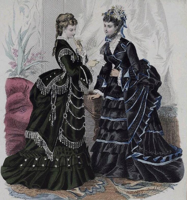 Victorian fashion comprises the various fashions and trends in British culture that emerged and developed in the United Kingdom and the British Empire throughout the