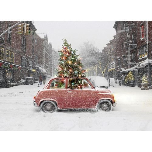 Holiday / Image Via: Santa's Workshop #holidaydecor