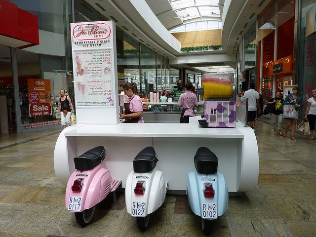 ice cream kiosk - Buscar con Google