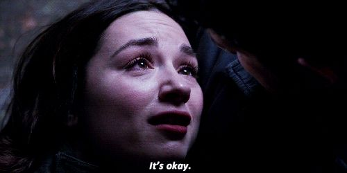 Teen Wolf Allison Argent Dying Okay GIF