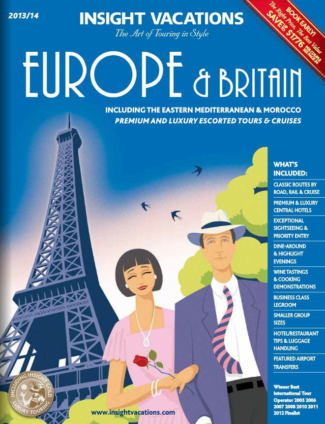 Tour to some of the most amazing sites of Europe and Britain with Insight Vacations