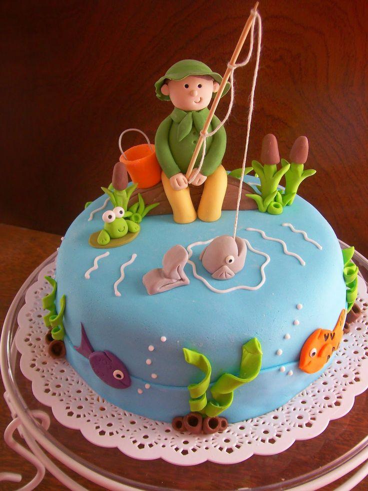 Torta para pescadores