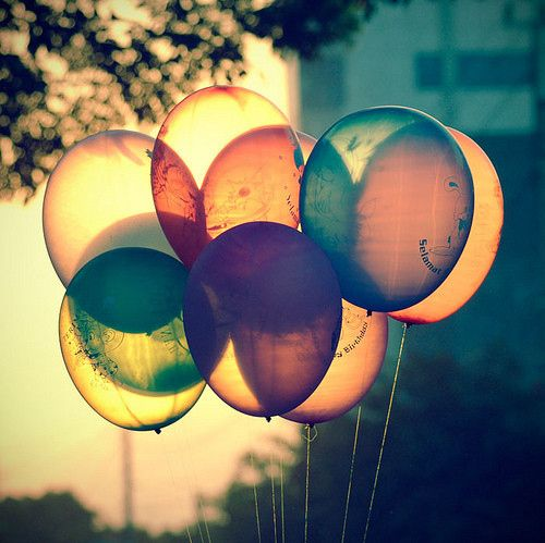 happy feeling: Picture, Inspiration, Quotes, Color, Happy, Things, Smile, Balloons, Photography