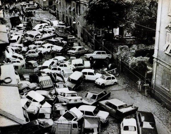 #AlluvioneGenova 1970-2014 Una riflessione di Adriano Casissa