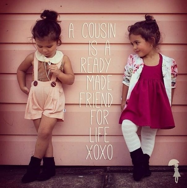 Cute Cousin Quotes For Instagram: Best 25+ Quotes About Cousins Ideas On Pinterest