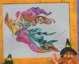 ENCANTOS EM PONTO CRUZ: Halloween