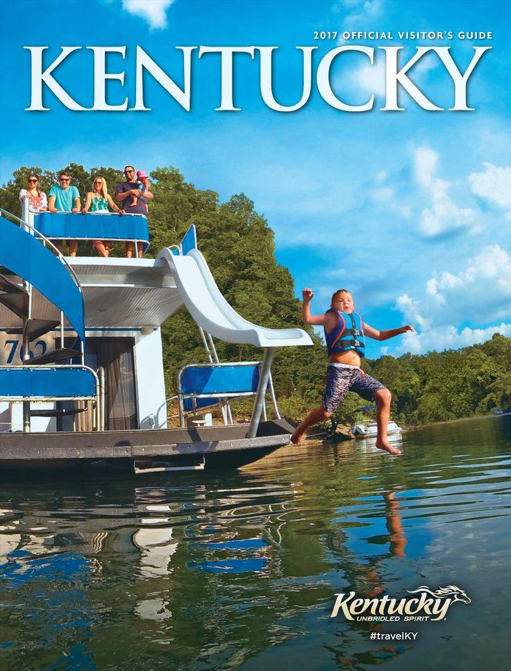 Kentucky Official Visitoru0027s Guide 2017 Kentucky Official