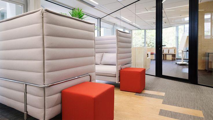 Oficinas en alta diagonal barcelona 2016 rea de for Oficina area verda barcelona