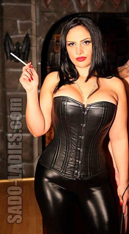 Sexy bimbo sissy smoking her 120s like a proper submissive slut 3