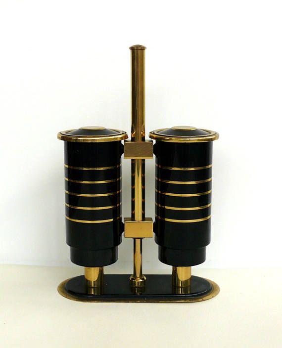 Vintage Cigarette Dispenser Table Top Cigarette Holder Pop