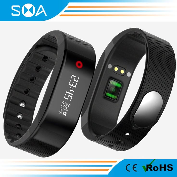 SMA Heart Rate Fitness Tracker, Waterproof Wristband Smart Watch Sports Bracelet Compatible Iphone/Android phones men/women Black. 1)Two Mode of dynamic heart rate monitor: a.Monitor your heart rate 24 hours, you can set in Application, every 15 or 30 or 60 minutes checking once, then SMA Wristband will monitor your heart rate every 15 or 30 or 60 minutes once automatically. After you contact your phone by bluetooth And Application will supply graph for review.b.Long press the touch…