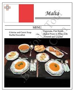 Malta, Carrot soup and World on Pinterest