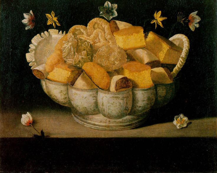 Natureza morta - Josefa de Obidos, 1660