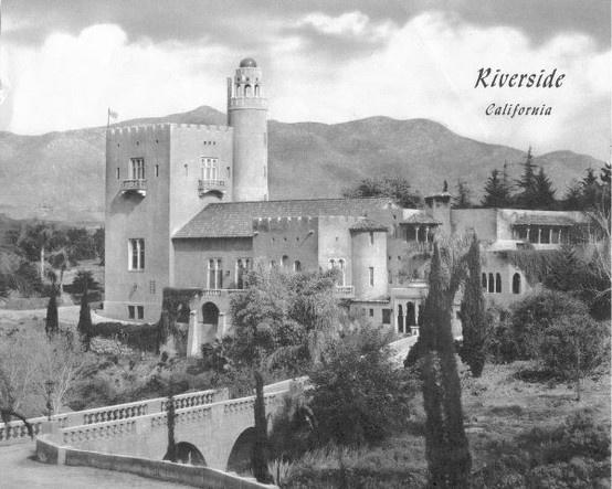 Benedict Castle Riverside california, Riverside, San