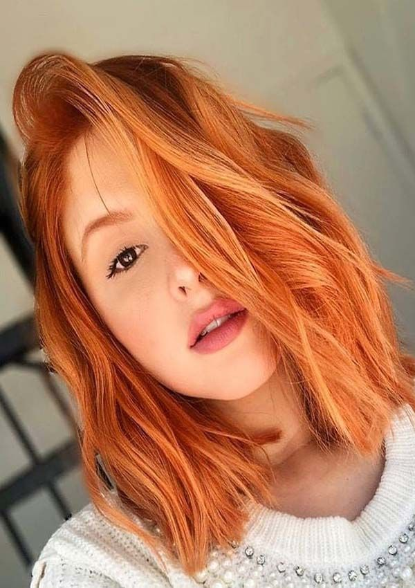 34+ Ginger bob hairstyles Trend