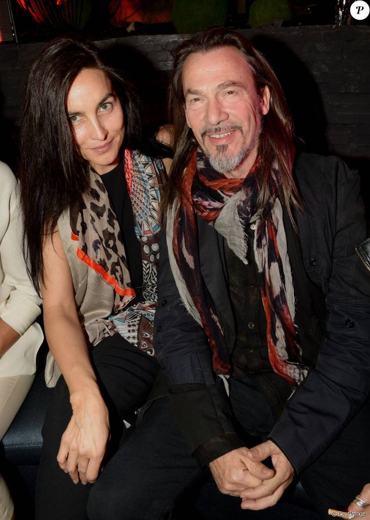 florent pagny | Florent Pagny et sa femme Azucena - Inauguration de la discothèque L ...