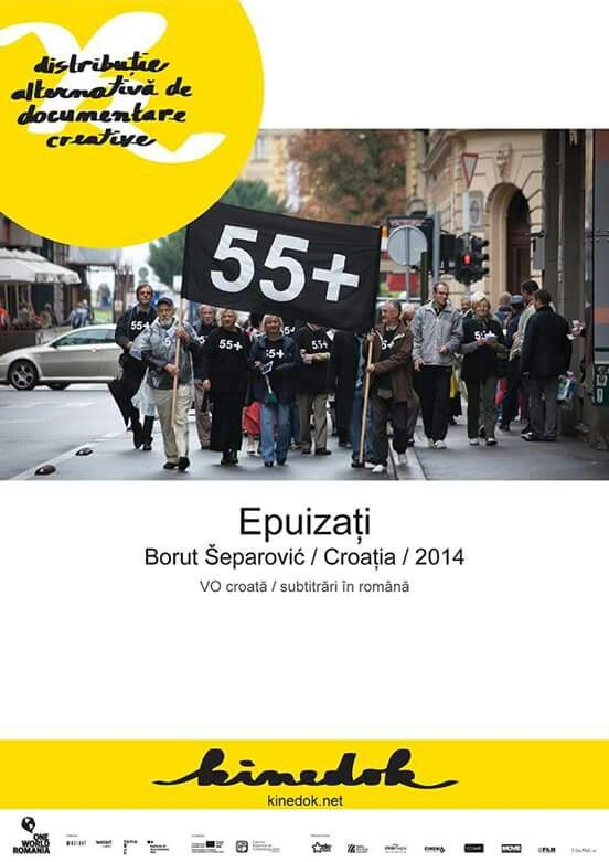 """Today at KineDok. """"Exhausted"""", a documentary from Croatia."""